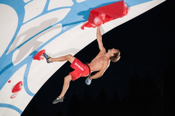 Chris Sharma Psicobloc